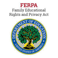 FERPA:                                               FamilyEducational Right's Privacy Act