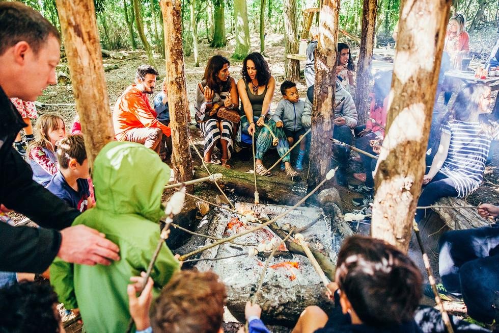Samantha Milligan - The Woodland Tribe -
