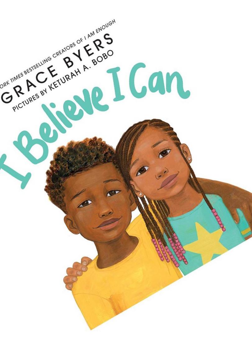 I Believe I Can - Grace Byers