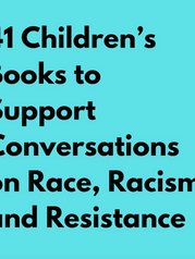 """To counter racist socialization and racial bias, experts recommend acknowledging and naming race and racism with children as early and as often as possible."""