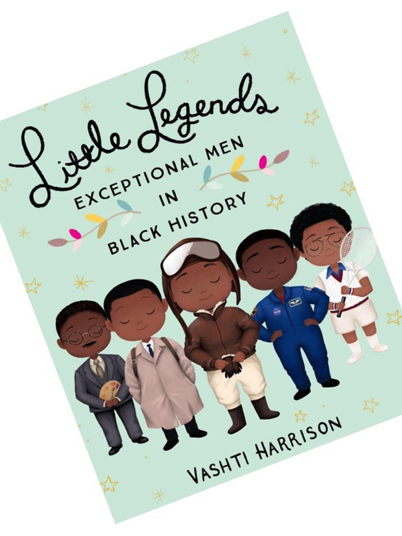 Little Legends - Vashti Harrison