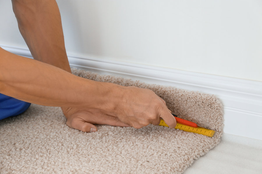 Residential carpet and commercial carpet tile in Vancouver
