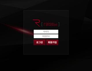 레이즈벳 먹튀 rb-play.com 먹튀 검증