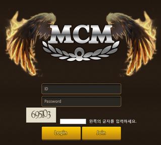 MCM 먹튀 mc-zo.com 먹튀 검증
