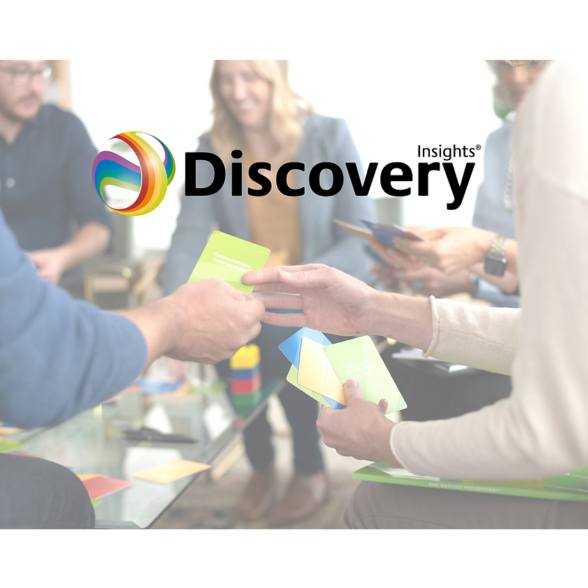 Insights Discovery Relationship Strengthening Workshop
