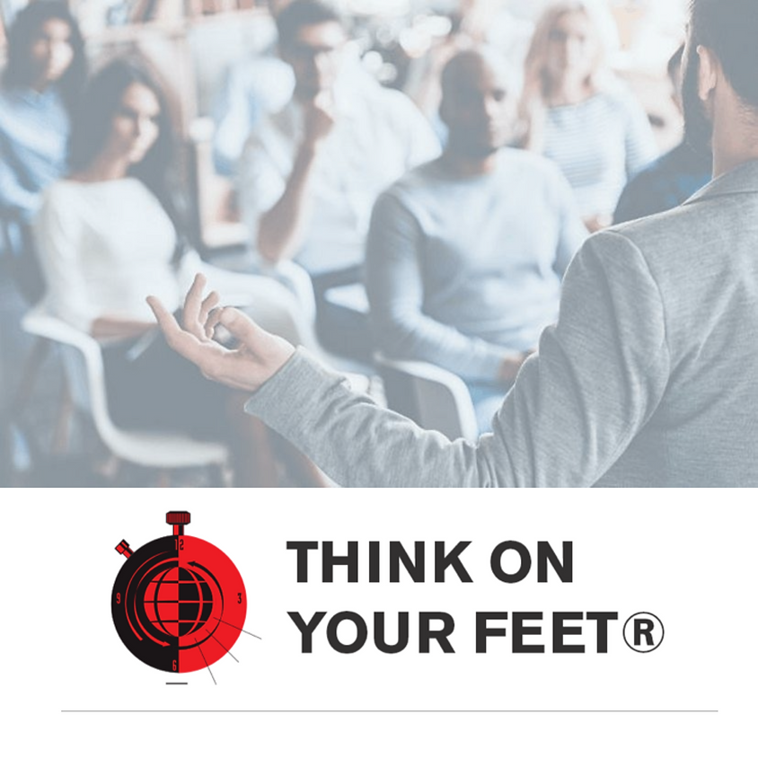 Think on Your Feet® Free Demonstration - Sept. 21