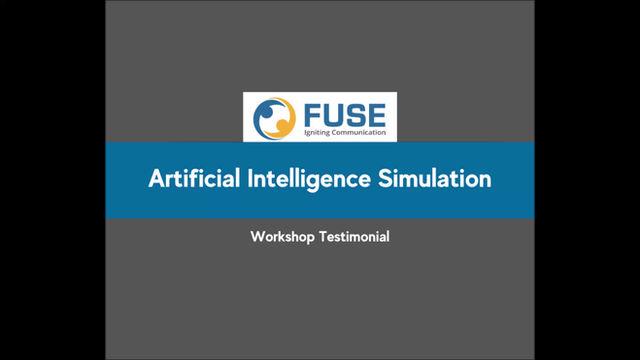 Artificial Intelligence Business Simulation Workshops