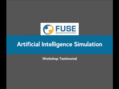 Artificial Intelligence Business Simulation Workshops
