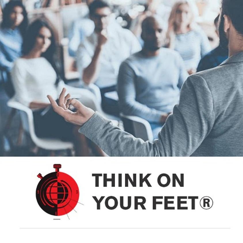 Think On Your Feet® Full Workshop - December 2-3