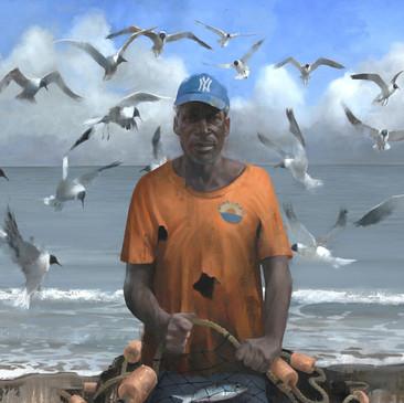 Castara Fisherman
