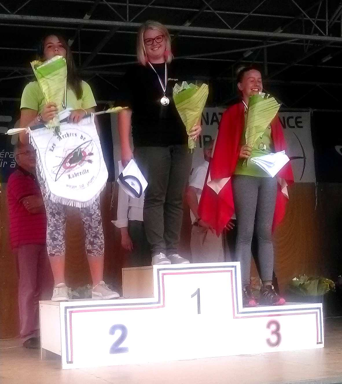 Margot championne de France 3D 2016 Bonneval