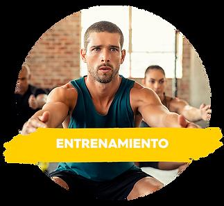 Entrenamiento online, entrenar en casa, WEFIT, plan de entrenamiento, fitness en casa