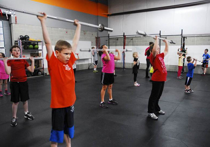 Fitness niños