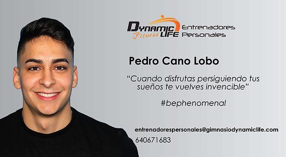 Entrenador personal en Villanueva del Pardillo, entrenamiento personal en Villanueva del Pardillo, Pedro Cano entrenador personal