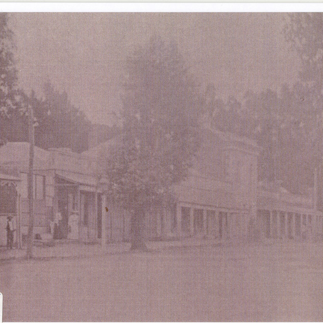 Street Scene 1870