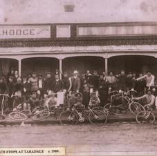 bike race 1909