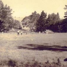 cricket match 1922