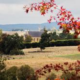 The Anglcan Church in Autumn