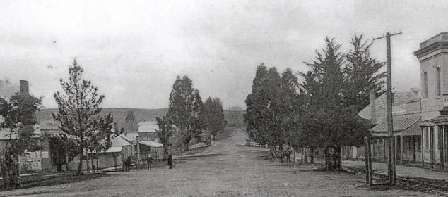 Street 1930's