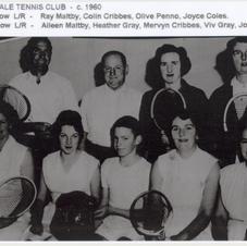 tara tennis 1960