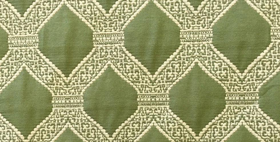 Brenda Grass - Green Fabric
