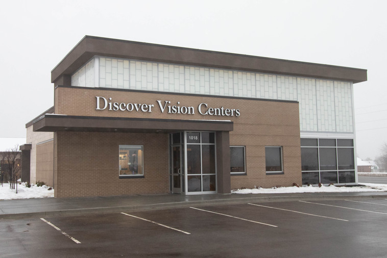 Discover Vision Centers
