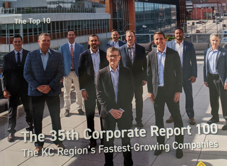 One of Kansas City's Fastest Growing Companies