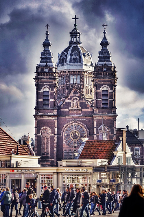Saint Nicholas Church Amsterdam