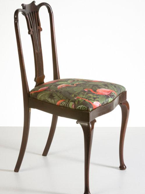 Flamingo Jugenstil chair