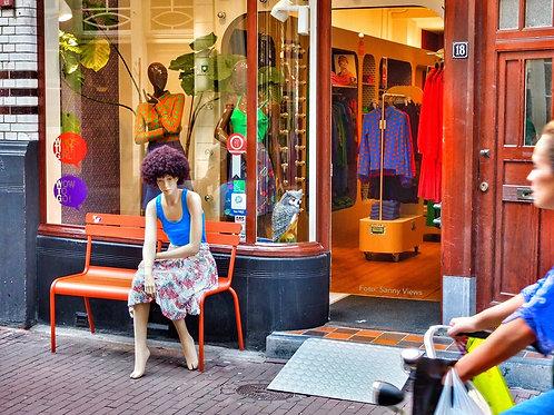 Mannequin Amsterdam