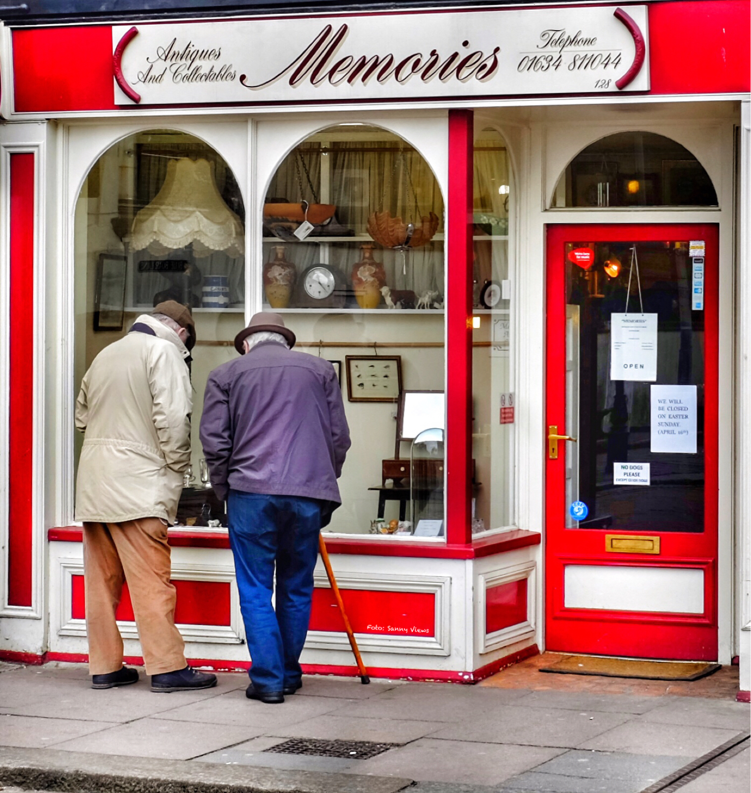 Antiques and Their Memories, Rochest