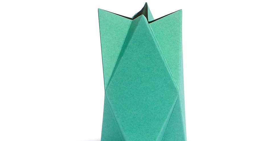 Kaarten Vaas Medium Groen