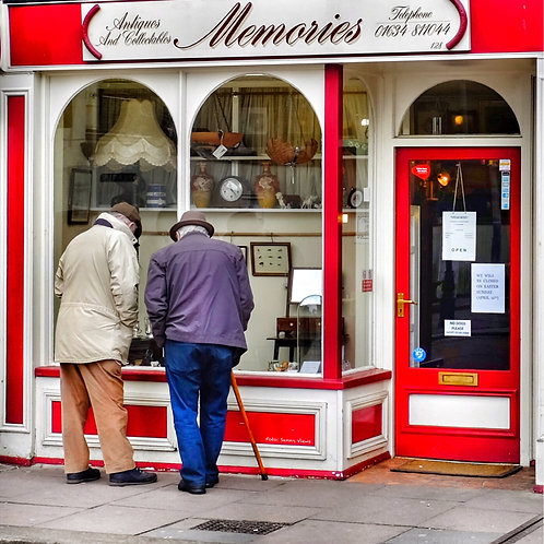 Antiques and their Memories, Rochester