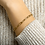 Thumbnail: Armband c.f.e. 5,0 mm 18,5 cm