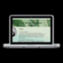 Wendy van Egmond webdesign