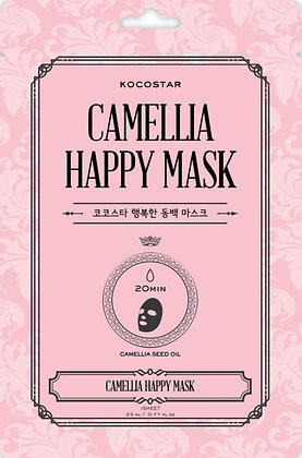 Kocostar - Camellia Happy Mask