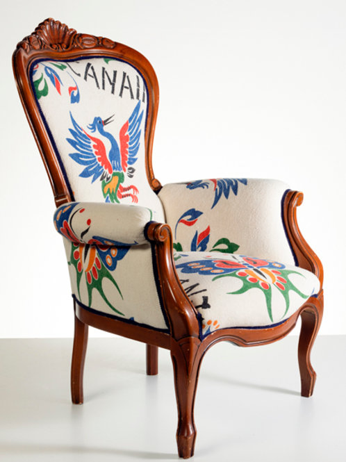 Paradise Jungle armchair