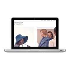Ellen van Exter visagie - Webdesign