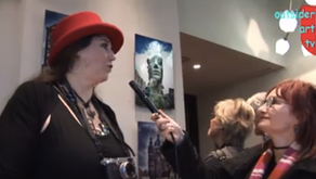 Outsider Art TV interviews Sanny Views, Dutch Television
