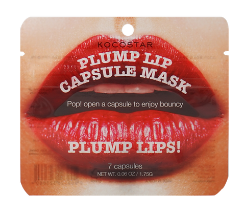Kocostar - Plump Lip Capsule Mask
