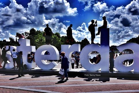 I Amsterdam Museum Square