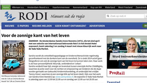 'Voor de zonnige kant van het leven'. Rodi.nl About Sanny Views looking for the Sunny side o