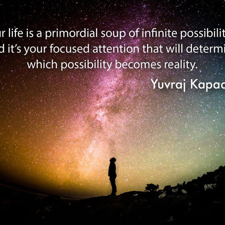 Which possibility do you focus on?