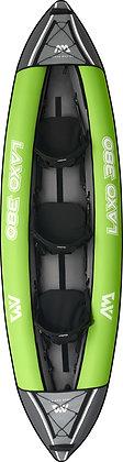 "Aqua Marina LAXO 12'6"" triple Kayak"