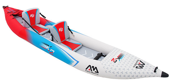 Aqua Marina - BETTA K2 Kayak - double