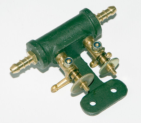 Valve/Manifold - CF30 with double nut
