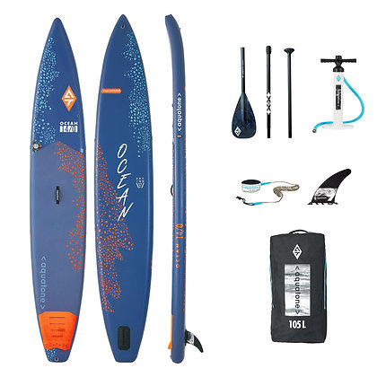 "Aquatone - OCEAN 14'0"" Race SUP"