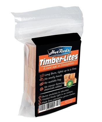 Timber-Lites Firelighters - Bulk Box of 12 Sachets