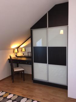 sypialnia I (piętro)