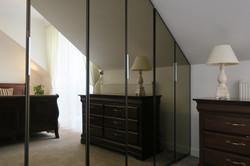 główna sypialnia - piętro